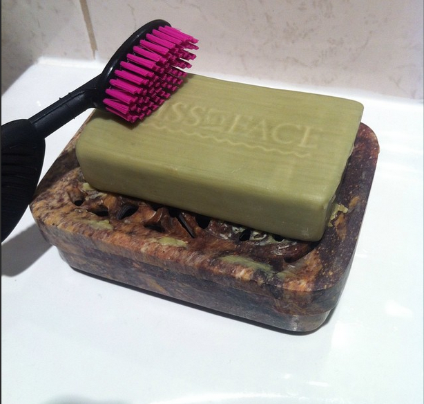 Soap Toothpaste