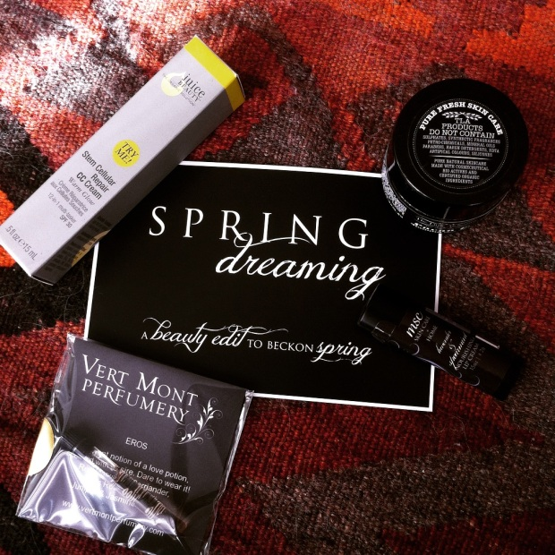 Petit Vour Box March 2015