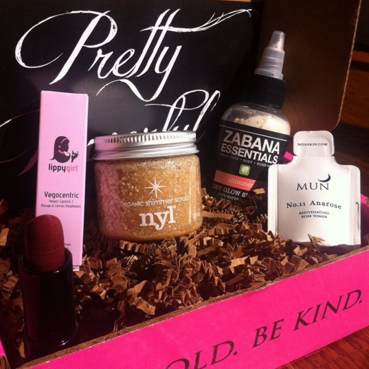 Petit Vour May 2015 Box